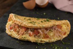 Omelete Napolitana