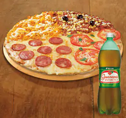 Monte Sua Pizza Super Família