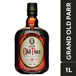 Grand Old Parr 750ml