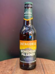 Patagônia Boehmia Pilsen - 355ml