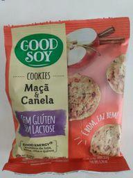 Cookies de Maçã e Canela