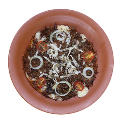 Pizza Nordestina - Broto