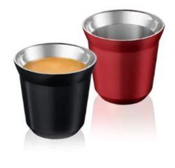 Nespresso Xícaras Pixie Espresso, Ristretto & Decaffeinato