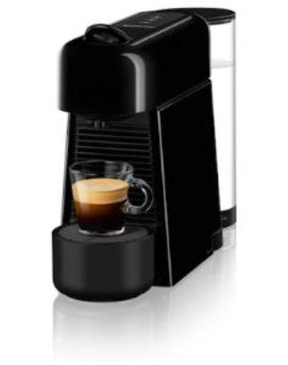 Nespresso Cafeteira Essenza Plus Preta 110v