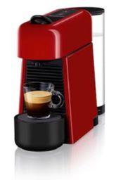 Nespresso Cafeteira Essenza Plus Vermelha 110v