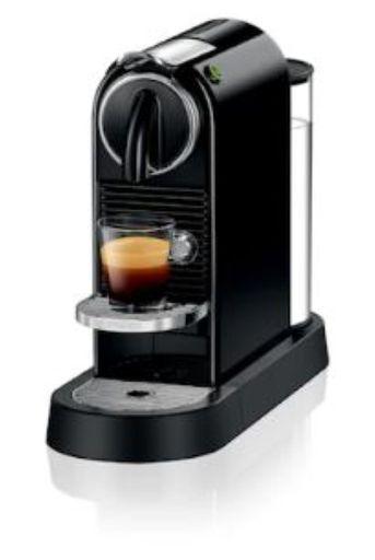 Nespresso Cafeteira CitiZ Preta 110v