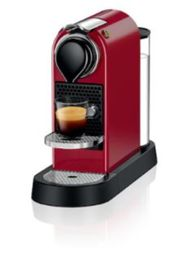 Nespresso Cafeteira CitiZ Vermelho Cereja 110v