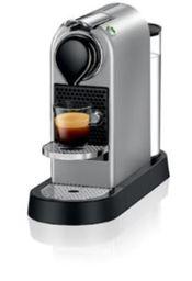 Nespresso Cafeteira CitiZ Prata 110v