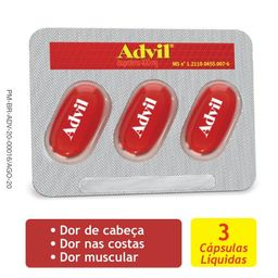 Advil Extra 400 Mg Wyeth