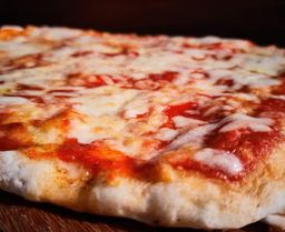 Pizza de Mussarela - 30cm