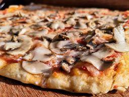 Pizza de Cogumelo Temperado - 30cm