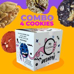 Combo 4 Cookies