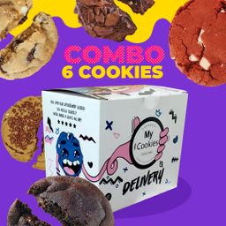 Combo 6 Cookies