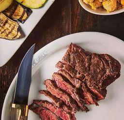 Steak ao Sal Grosso