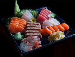 Sashimi Diversos - 28 Peças