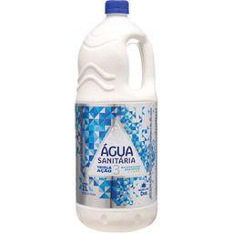 Dia Água Sanitária