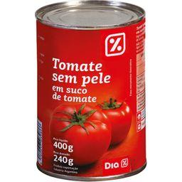 Dia Tomate Pelado Em Polpa