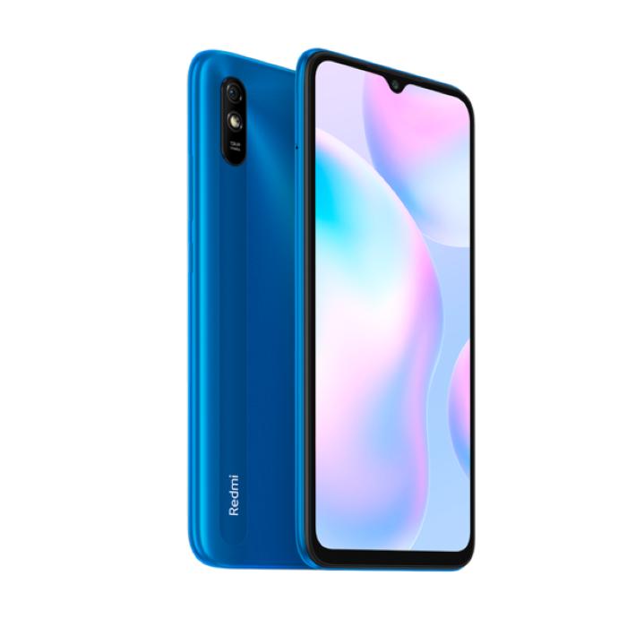 Xiaomi Smartphone Redmi 9A Tela 6,53 2Gb/32Gb 4G, Azul