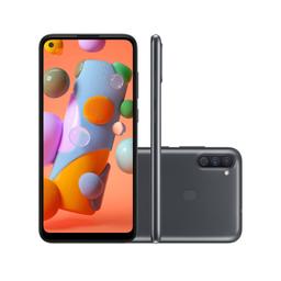 Samsung Smartphone A115 Galaxy A11 Preto