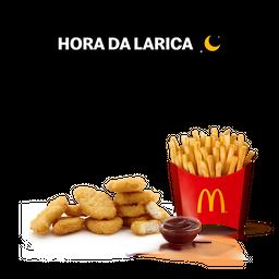 10 Chicken McNuggets + McFritas Média + Molho