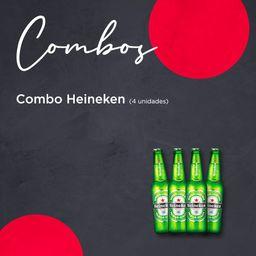 Combo Heineken Compre 3 Leve 4