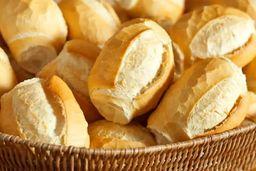 Pão Francês com Margarina