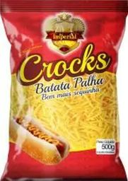 Batata Palha Crocks Imperial - 500g