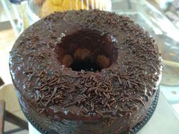Bolo Mesclado Moça e Chocolate - 700g