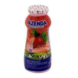 Iogurte Fazenda Morango - 200ml