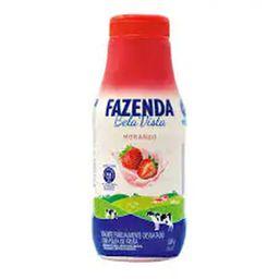 Iogurte Fazenda Morango 500g