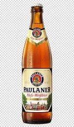 Paulaner Heffe Weissbier 500ml