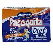 Paçoquita Zero Açúcar