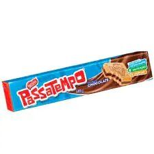 Biscoito Passatempo Chocolate - 130g