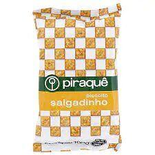 Piraque Salgadinho - 100g
