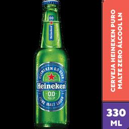 Cerveja Heineken Zero Long Neck
