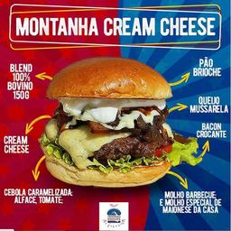 Montanha Cream Cheese