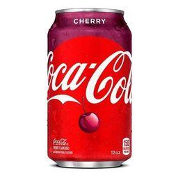 Coca-Cola Importada Cherry - Cód.169066