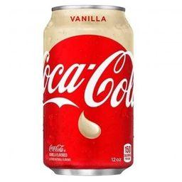 Coca-Cola Importada Vanila - Cód.169073