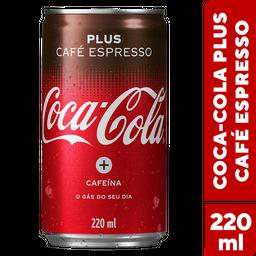 Coca-Cola Plus Café Expresso 220ml