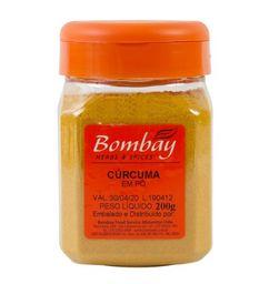 Bombay Curcuma Pó Mini Pet