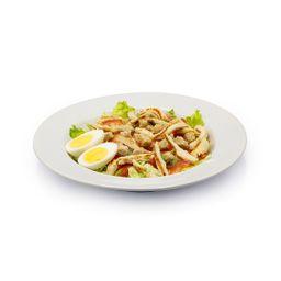 Caesar Salad de Peito de Frango Grelhado
