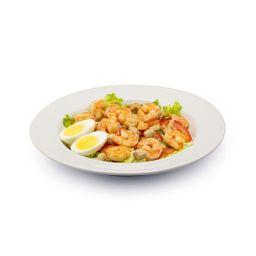 Caesar Salad de Camarões