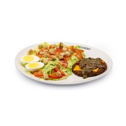 Caesar Salad Madero Burger Vegetariano
