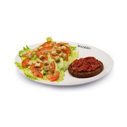 Caesar Salad Madero Burger Vegano