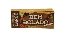 Cartela Bem Bolado Brown Large - 32 Tips