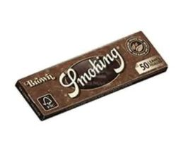 Seda Smoking Brown 1.1/4 - 50 Folhas