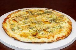 Pizza Meio a Meio Salgada - Média