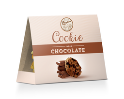 Cookie de Chocolate com Gotas - 140g
