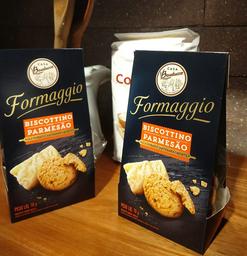 Biscottino Formaggio Parmesão - 70g