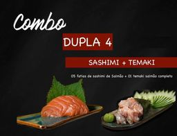 Combo Dojô Dupla 4 - 1 Tmk e Sashimi